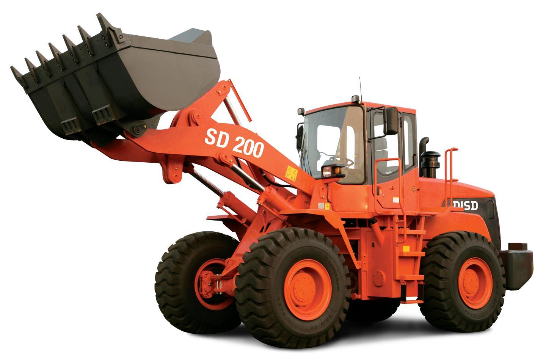 Фронтальный погрузчик SD200