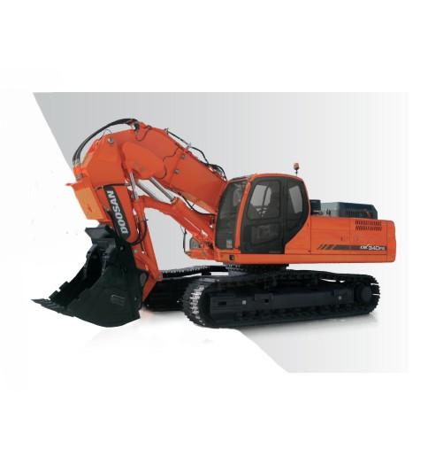 Экскаватор с прямой лопатой Doosan DX340FS