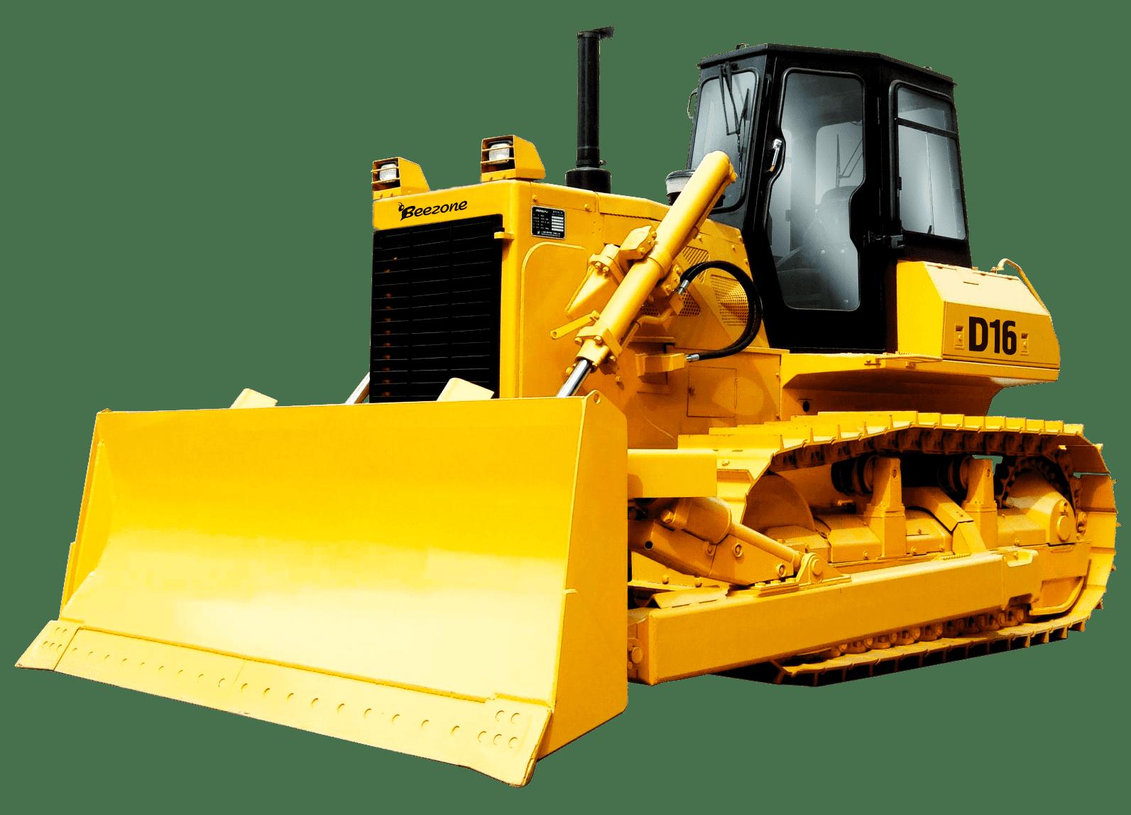 Трактор с бульдозерным оборудованием Beezone D16