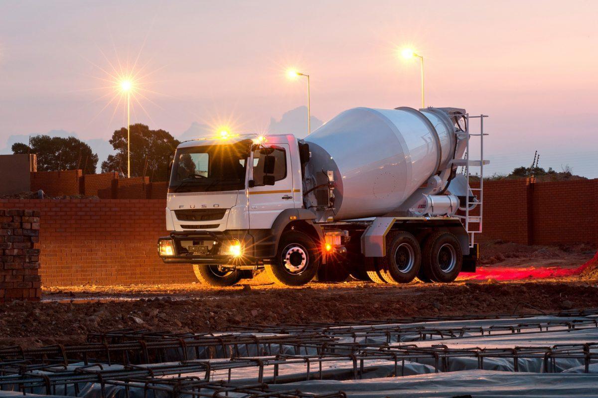 объем миксера бетоновоза цена