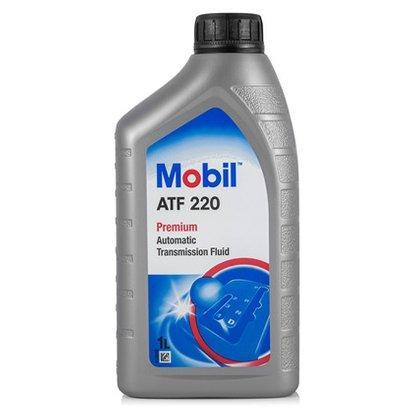 Масло Mobil ATF 220 — масло для АКП (АТФ)