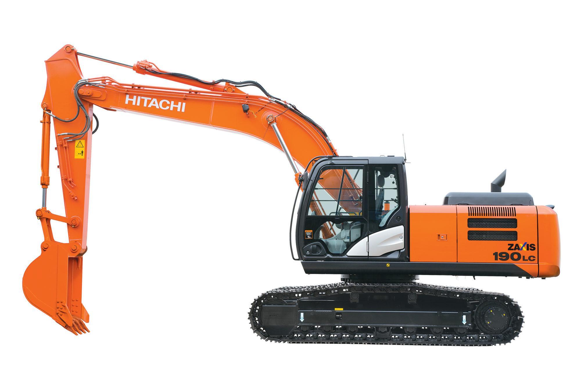 HITACHI ZX200LC