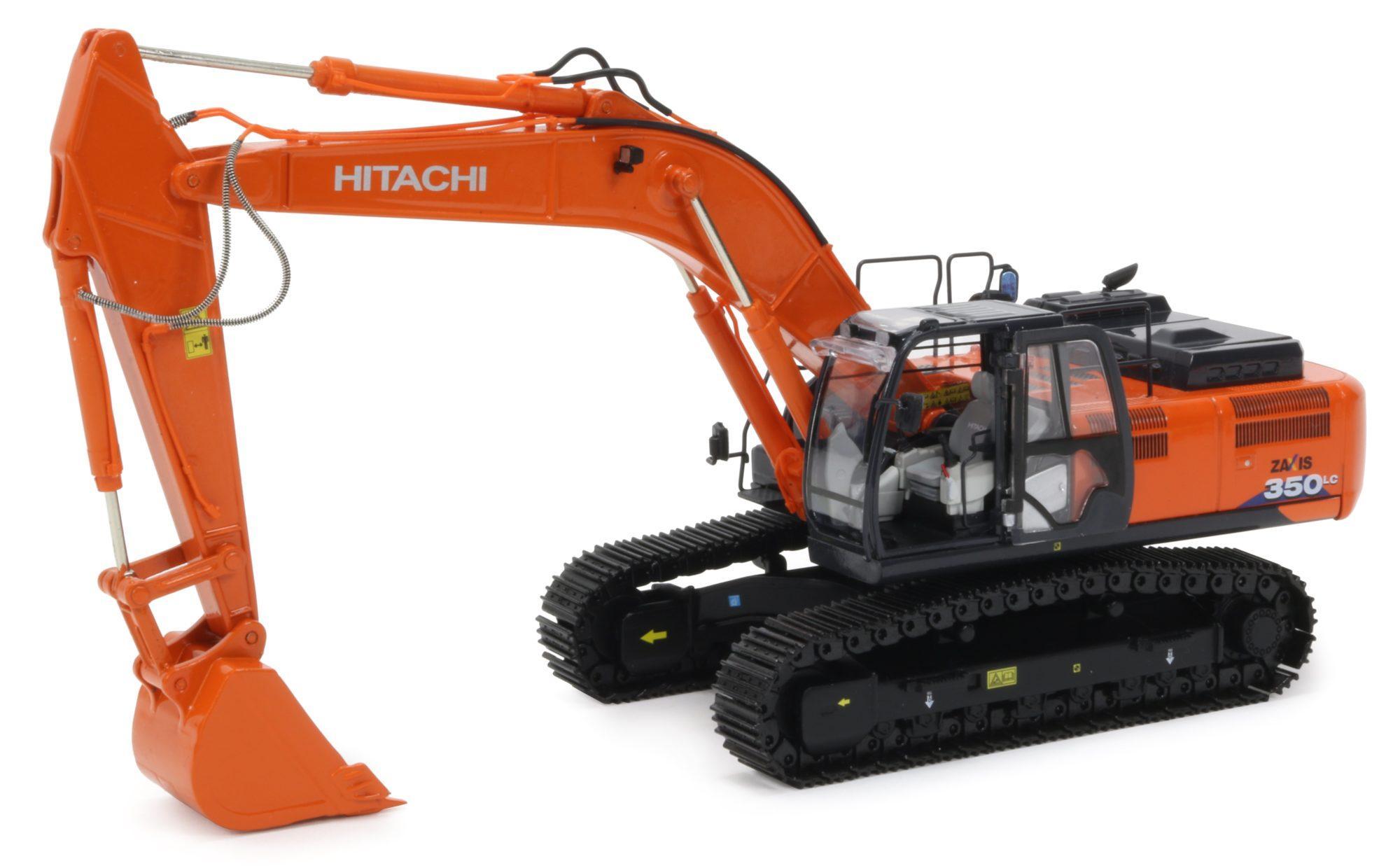 HITACHI ZX350LC